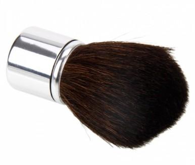 WOOL HAIR MAKEUP BLUSH POWDER BRUSH